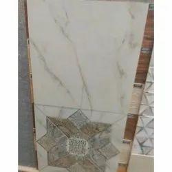 Glossy Designer Floor Tiles, 600 mm x 600 mm