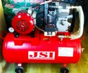 1 Hp 110 Lit Jsi Brand Elgi Model Air Compressor, Warranty: 12 Months