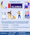 KLOREX - Sodium Hypochlorite For Disinfection Against Covid-19
