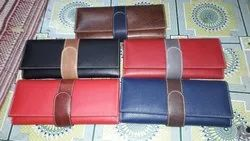 Daily Use Leather Ladies Wallets