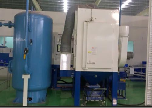 Storage manufactory technological equipment for mechanical engineering