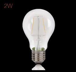 Bright Fill LED Filament A60 - 2 W Bulb