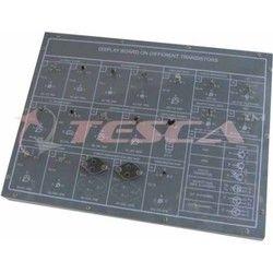 Different Transistors
