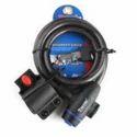 Black Tonyon Spiral With Key Lock