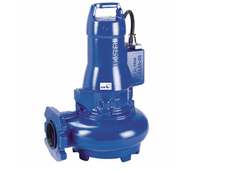 single-stage submersible motor pump