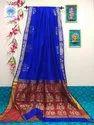 Handloom Pure Matka Silk Jamdani Saree
