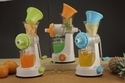 Attractive Color Plastic Fruit Juicer