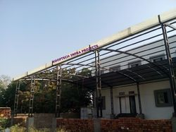 Steel Fabricated Roofig For Factory