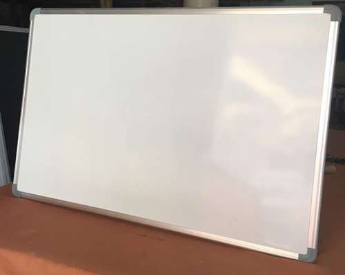 Melamine Writing Surface Non Magnetic White Board | ID