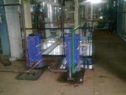 Soya Protein Concentrate Plant