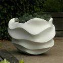 Stone Planet Flower Pot