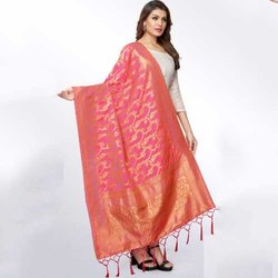 Zarika Vol-7 Banarasi Silk Dupatta