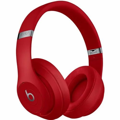 Red Over The Head Bluetooth Headphones, Rs 350 /piece Kamewar Trading  Company | ID: 21083393673