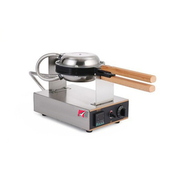 Digital Display Commercial Electric Bubble Waffle Maker