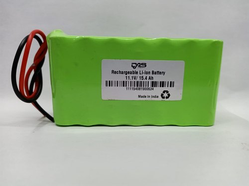 15.4Ah 11.1V Lithium Ion Battery