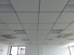 Grid False Ceilings