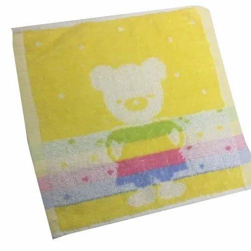 Zeffit Kids Cotton Handkerchief, Size: 18x18 Inch