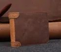 Bifold Mens Wallet