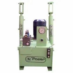 Hydraulic Press Rental Service