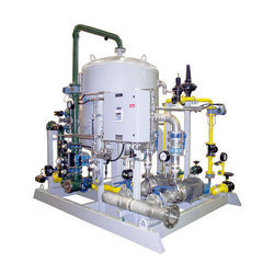 Industrial Steam Condenser Unit