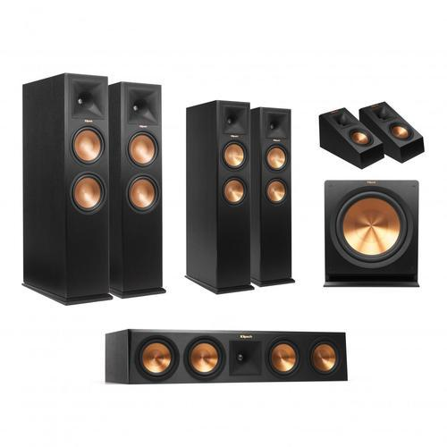 Klipsch 5 1 2 Dolby Atmos System