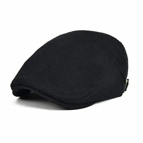 64956a9ef Men's Cotton Flat Ivy Gatsby Newsboy Driving Hat Cap