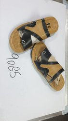 paramount Men Kadam PU slippers, Size: 6-9