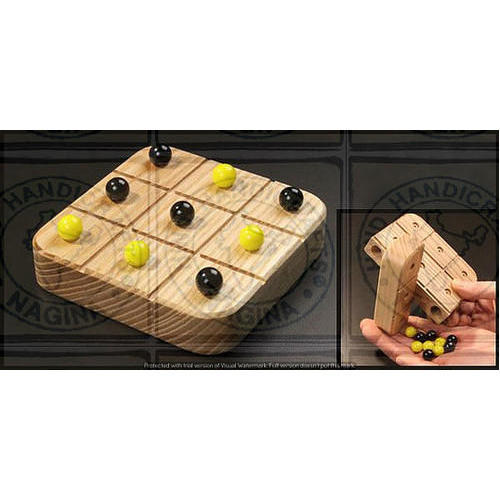 Wooden Tic Tac Toe Game At Rs 220 Piece Wooden Game Id 15551906248