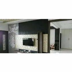 Industrial Interior Designing Service, Work Provided: Furniture,False Ceiling