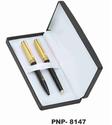 Golden and Black Body Metal Pen Set