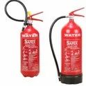 Safex Water Based Fire Extinguishers (Aluminium) - 6 Ltrs
