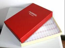 Printed Garment Box