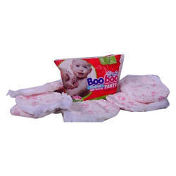 Booboo Cotton Small Baby Diapers, Age Group: Newly Born, Packaging Type: Packet