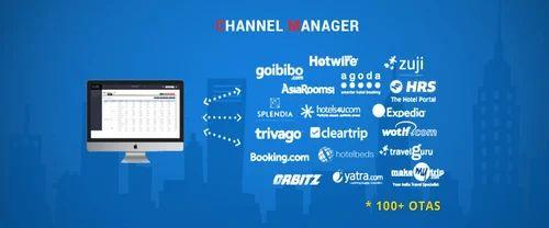 Hotel Channel Manager, चैनल प्रबंधन सेवाएं
