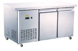 Silver Stainless Steel Prego Bakery Under Counter Chiller, 325L, +2 +10degree