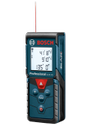 Bosch Glm 40 Laser Distance Measure, Range: Up To 135 Ft