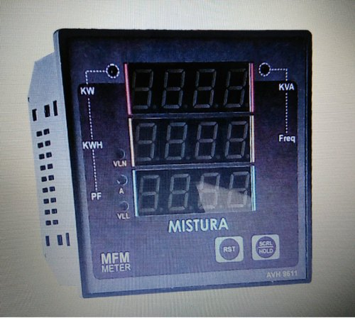 1 Phase Multi Function Meter & Power Analyser, PM-9611H