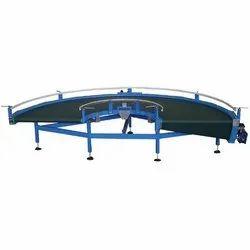 Rubber Curve Conveyor