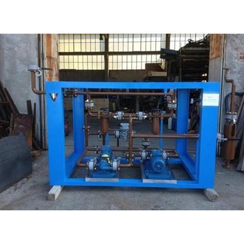 Furnace Oil Pump Unit