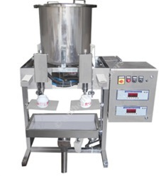Semi Automatic Curd Filling Machine