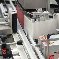 Sanitizer Labelling Machine