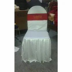 Kaartikeya White Banquet Chair