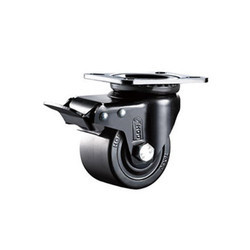 Swivel with Brake Type Machine Caster Wheel
