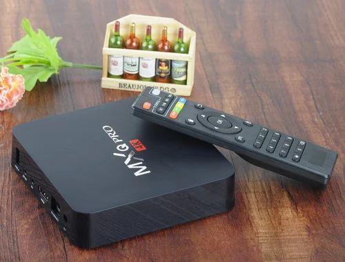 MXQ PRO 4K Amlogic S905X Quad Core 64Bit Android TV Box