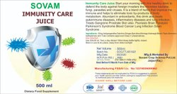 Immunity care juice