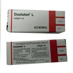 Levonorgestrel & Ethinylestradiol Tablets
