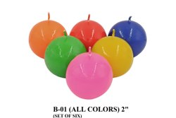 B-01 Ball Candle 2