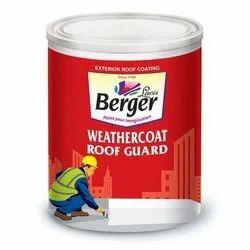 Berger Weathercoat Roof Guard, Packaging: 20 L