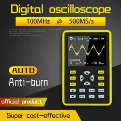 5012H 2.4 inch Screen Digital Oscilloscope 100MHz