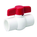 UPVC Solid Ball Valve